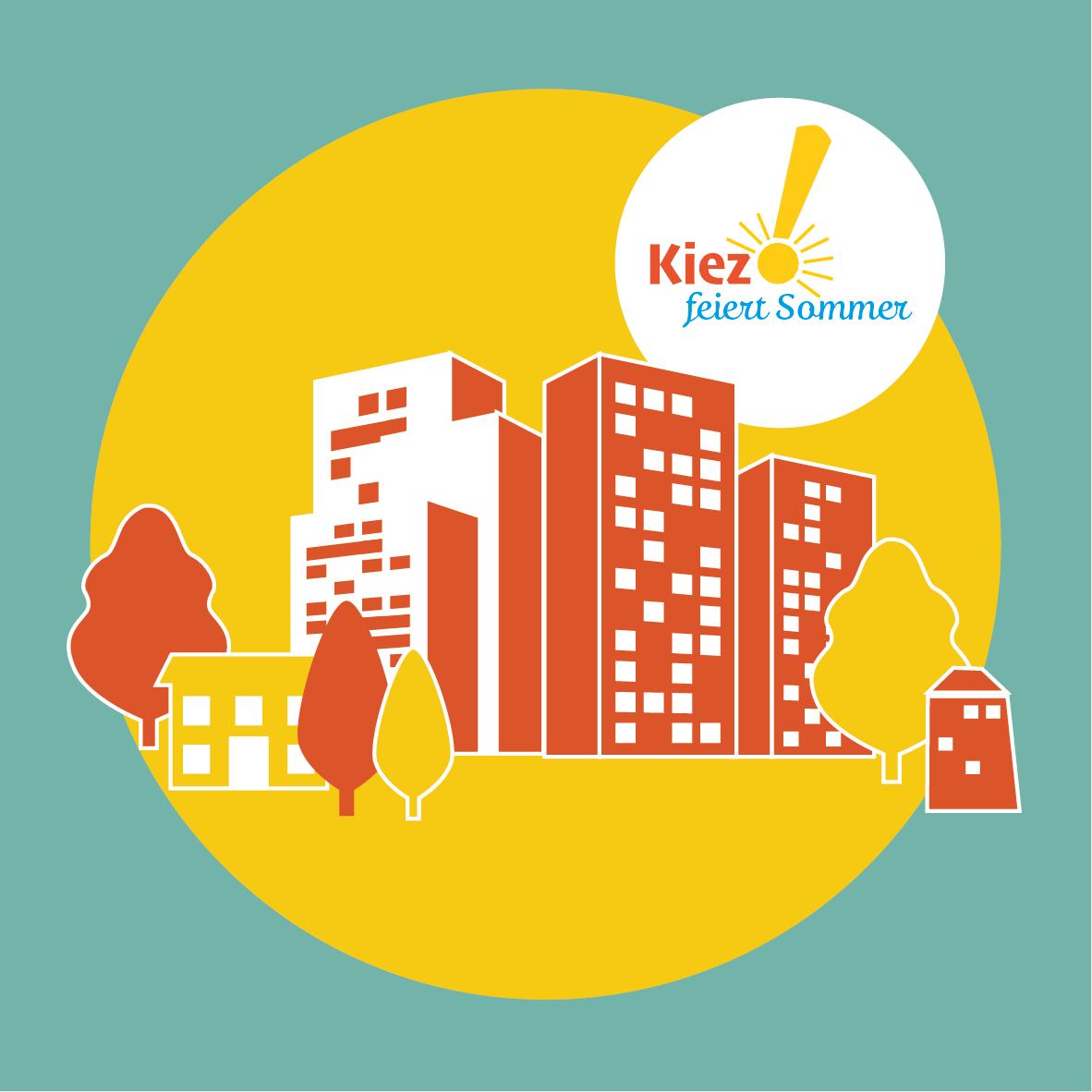 Kiez! Feiert Sommer –  3 Orte / 6 Tage in Weißensee